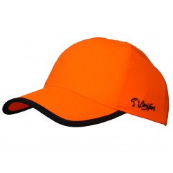 GORRA 3 PANELES ORANGE FLUOR - Regulable
